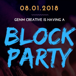 Genm Creative Block Party Featured